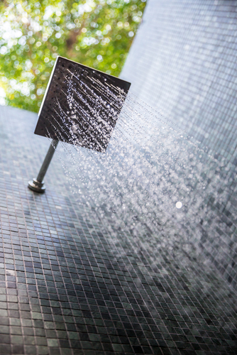 Restore the function of your shower